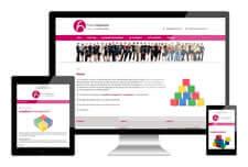 Frans Heijmans heeft een responsive website laten maken