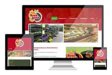 Henk Dank heeft een responsive website laten maken