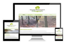 Marinette van Spaandonk heeft een responsive website laten maken
