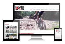 mtb4xd heeft een responsive website laten maken
