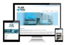 Plan 4 You heeft een responsive website laten maken