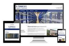 S-team heeft een responsive website laten maken
